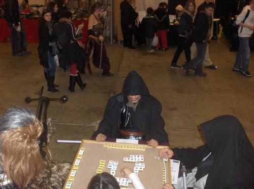 PARIS MANGA 11 - 5 et 6 Février 2011 HPIM4183