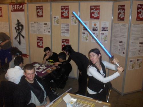 PARIS MANGA 11 - 5 et 6 Février 2011 HPIM4186