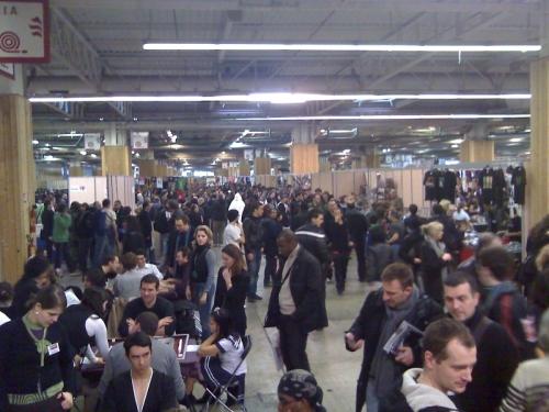 PARIS MANGA 11 - 5 et 6 Février 2011 Moto_0759