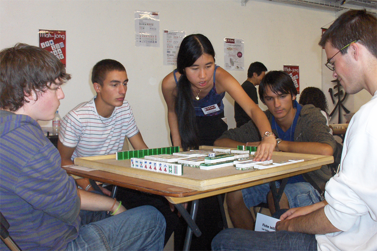 PARIS MANGA 8 -- 12 et 13 septembre 2009 -- Isabelle