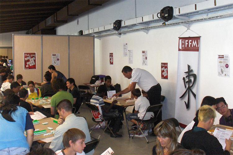 PARIS MANGA 8 -- 12 et 13 septembre 2009 -- Sebastien
